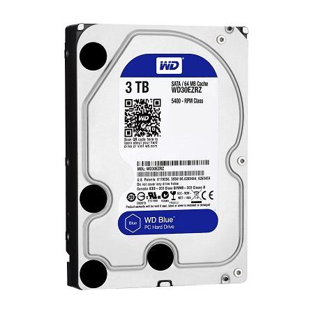 Hard Disk Drives (HDD's)